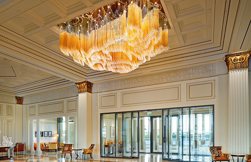 酒店工程定制灯饰