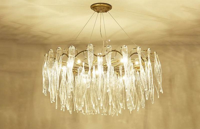 非标定制水晶琉璃吊灯