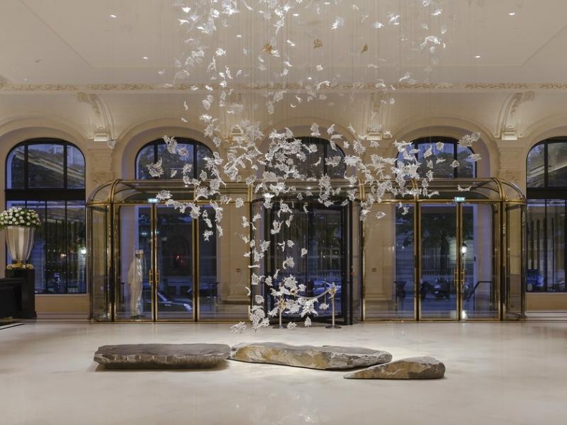 酒店定制灯具设计的变化趋势