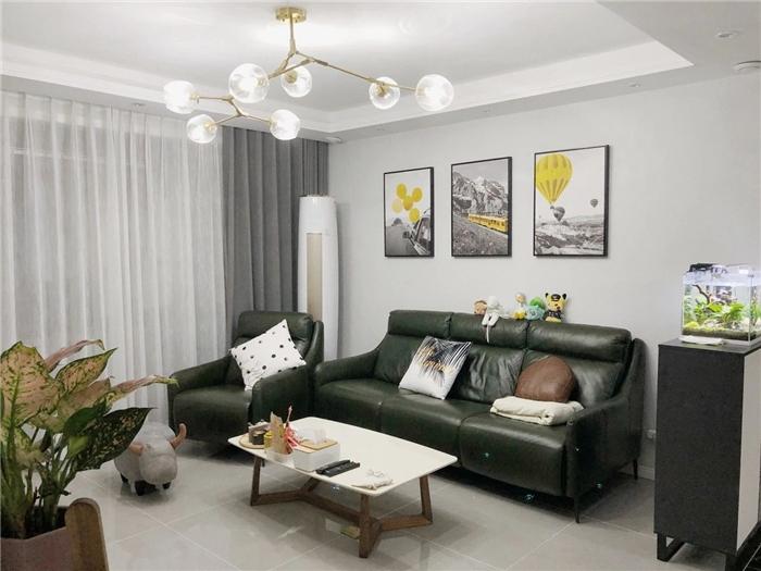 超火的客厅吊灯搭配让你美到惊艳!