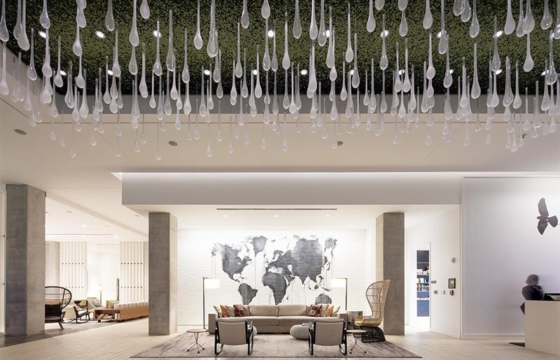 欧式水晶吊灯有什么特点?
