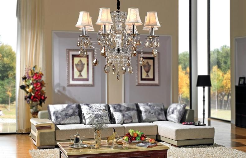 客厅豪华吊灯
