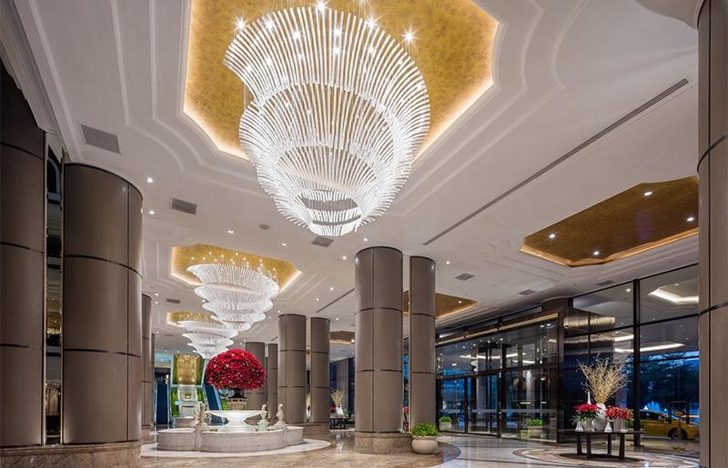 酒店工程灯饰酒店工程吊灯 LV-111