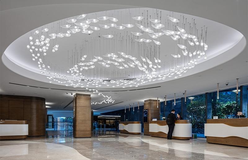 酒店工程灯饰酒店工程吊灯 LV-041