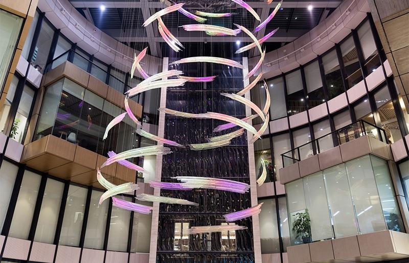 购物中心灯饰购物中心工程吊灯 LV-046
